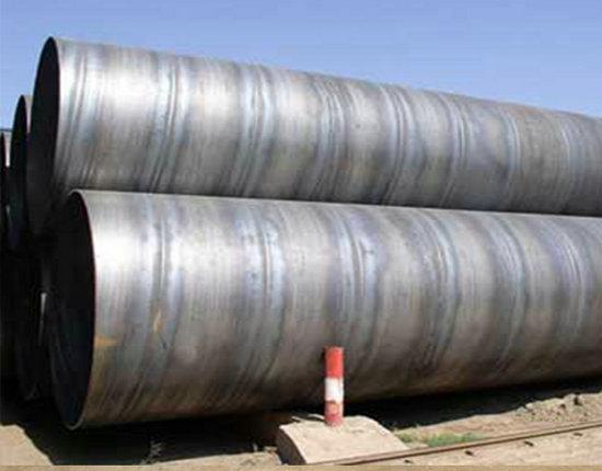 直径300自来水用Q235B双面埋弧焊钢管厂家优惠价格-宿松