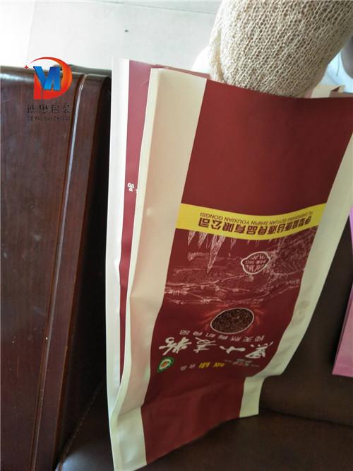 5公斤10斤大米塑料袋发挥作用说明A德懋塑业金寨5公斤10斤大米塑料袋