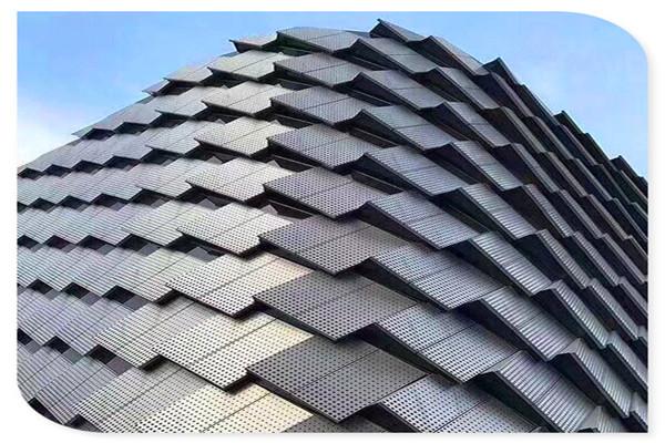桃城区别墅铝单板生产商