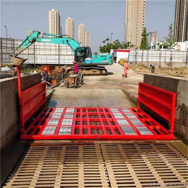 晋城 工程车辆自动洗车台