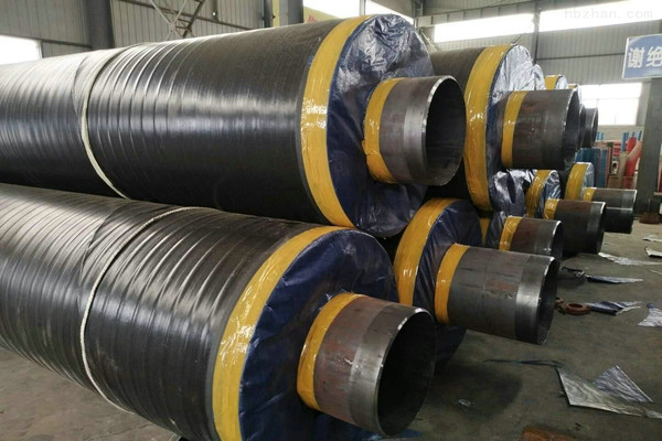 红河河口大口径钢套钢保温管厂家现货供应