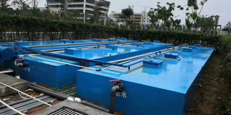 中山市污水处理设备多少钱