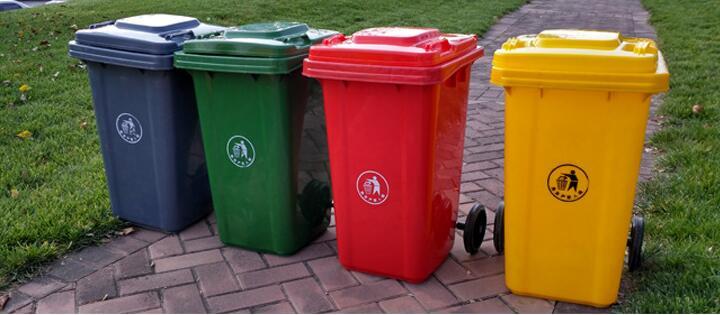 浑江240升塑料垃圾桶市场报价