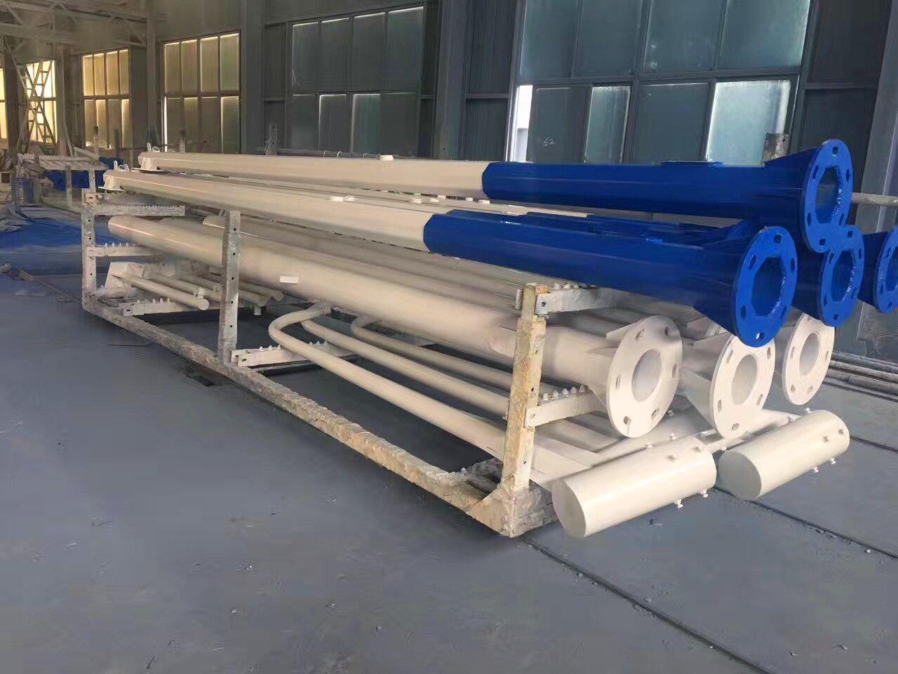 怒江傈僳族自治州3.5米监控立杆厂家在哪里杆件厂家制作
