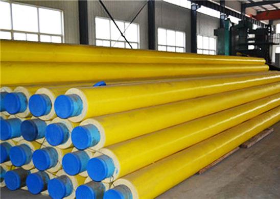 信阳平桥热水管线用发泡保温管特点