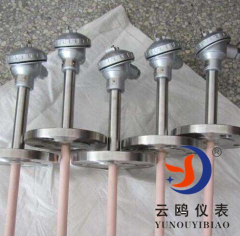 洛宁WRR2-130装配式热电偶/热电偶冶炼炉用