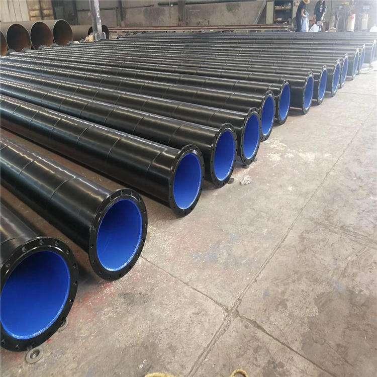 DN800外EP内环氧树脂防腐涂塑钢管多少钱一米一吨