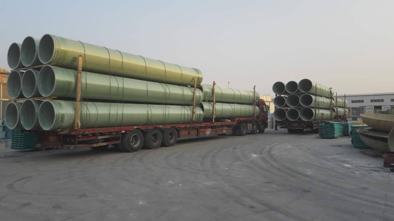 金普新区直径100公分玻璃钢管道供货商