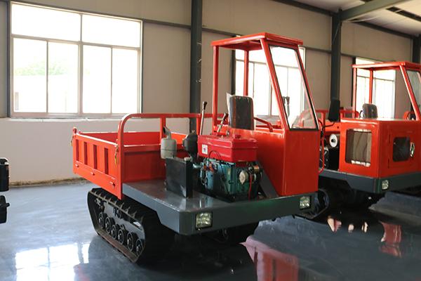 邯山微小型农用履带拖拉机8吨履带式爬山虎车