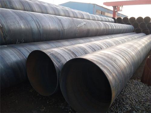 螺旋缝焊接钢管厂家专业生产