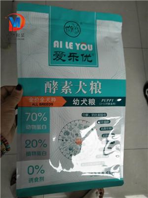 宠物猫粮自封包装袋 猫粮自立包装袋产生和质量问题石棉德懋塑业