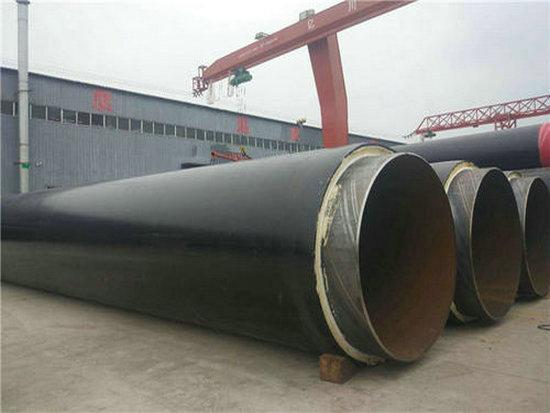 保定容城DN300型塑套钢热水直埋保温管定制厂家