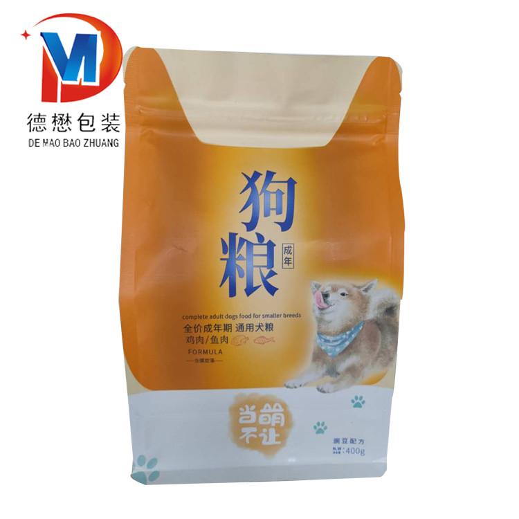 6l猫砂包装袋宠物猫砂自立包装袋厚度多少-厂家宜丰德懋塑业