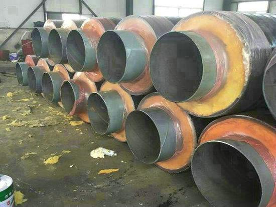 苏尼特右旗钢套钢蒸汽保温管低价