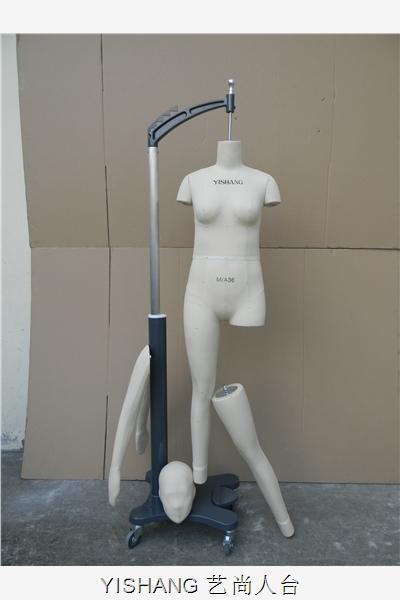 周口alvaform试衣模特生产商