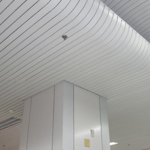 阜新市清河门区弧形波纹铝方通信誉好厂家-铝乐建材