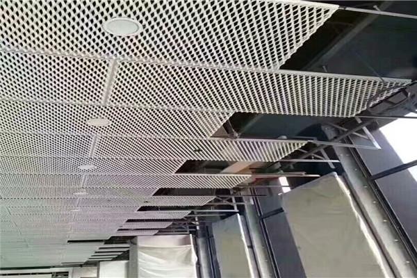 山东省德州市穿孔铝单板,穿孔铝天花铝乐厂家