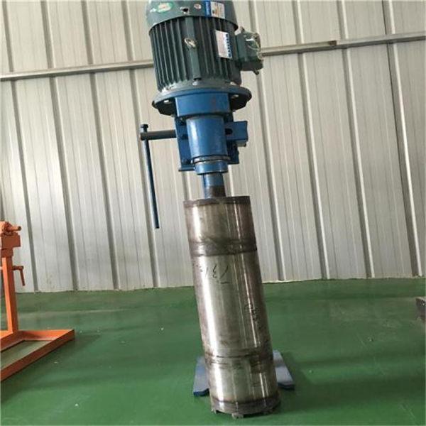 四川省绵阳市立式160水磨钻机 无芯钻头水磨钻机