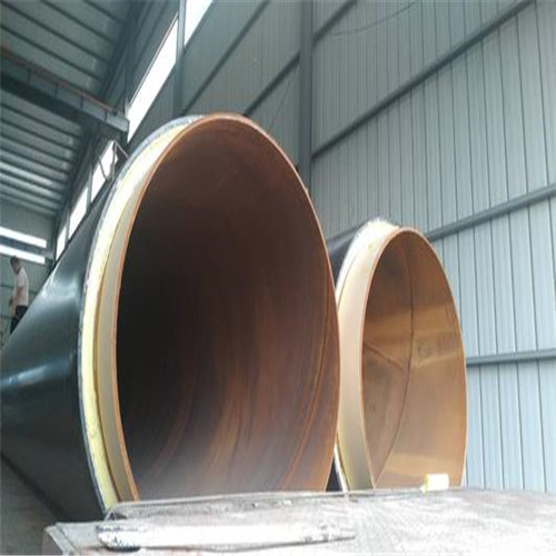 供热供暖用保温钢管价格预算