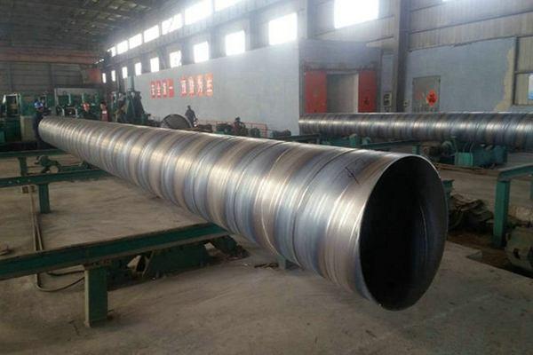 DN426*4螺旋缝钢管一吨价格是多少
