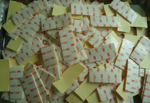 霞涌透明不残胶防刮花pepet抗静电保护膜模切双面胶贴泡棉胶 模切胶贴 单面胶垫