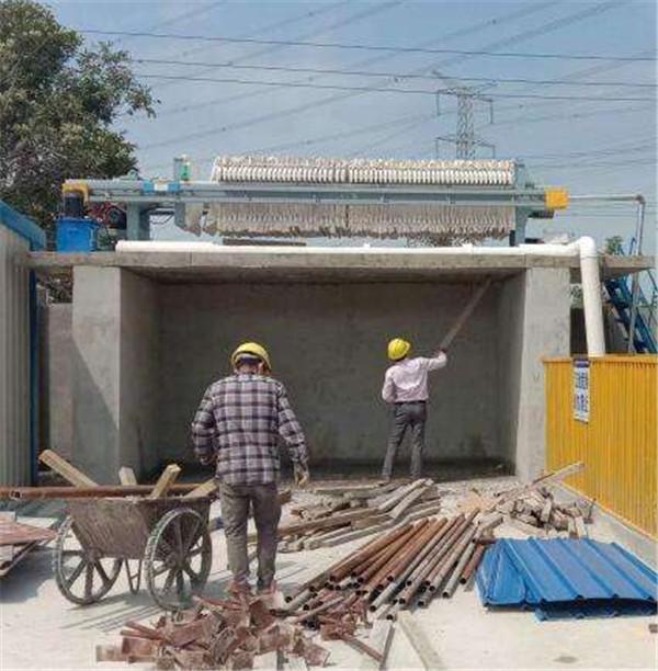 湘潭洗沙泥浆处理设备厂家直供
