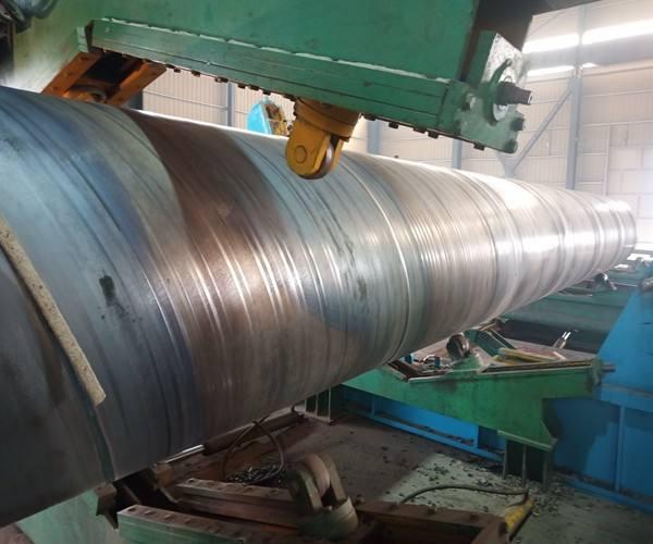 内外防腐钢管DN450含税价钱