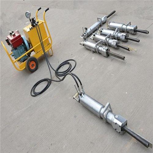 山东胶州钢筋混凝土液压岩石劈裂机价格优惠