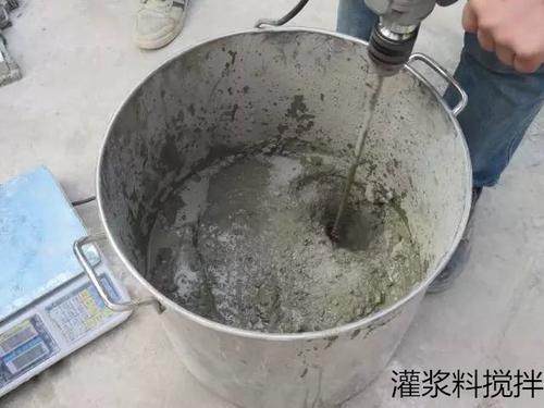 内江压浆料(别拘一格)
