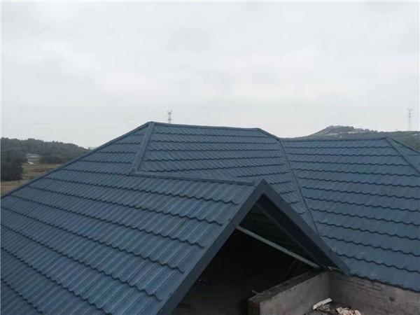 河南郑州蛭石金属瓦厂家批发价格