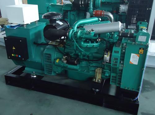 江门江海沃尔沃发电机回收公司回收行情