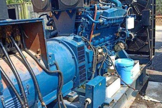 中山民众回收工厂旧发电机公司回收行情