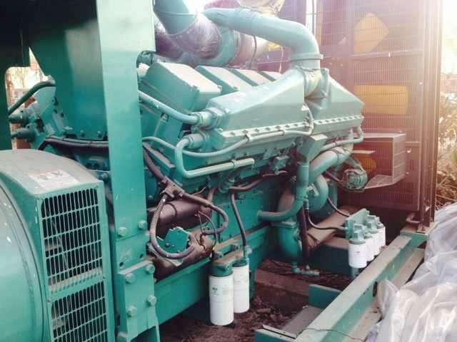中山东升卡特发电机回收公司至诚至信企业