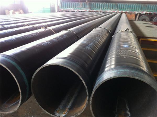 埋地走水用防腐钢管价格低民和