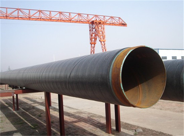 燃气输送3PE防腐钢管成本价格武功