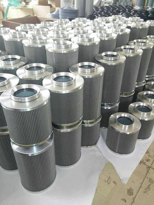 海北XU-B50X100过滤器滤芯大量销售(龙沃滤业)