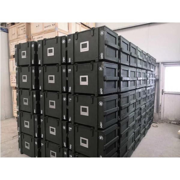 铜陵市定制铝合金防水箱定做正天铝箱批发
