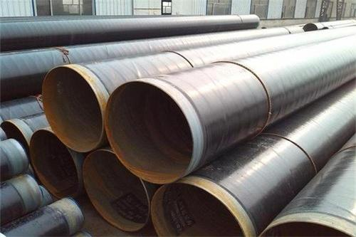 齐齐哈尔克东供暖聚氨酯保温钢管厂家加工