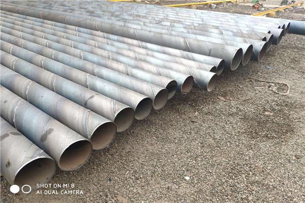 273*7防腐螺旋钢管厂家价格