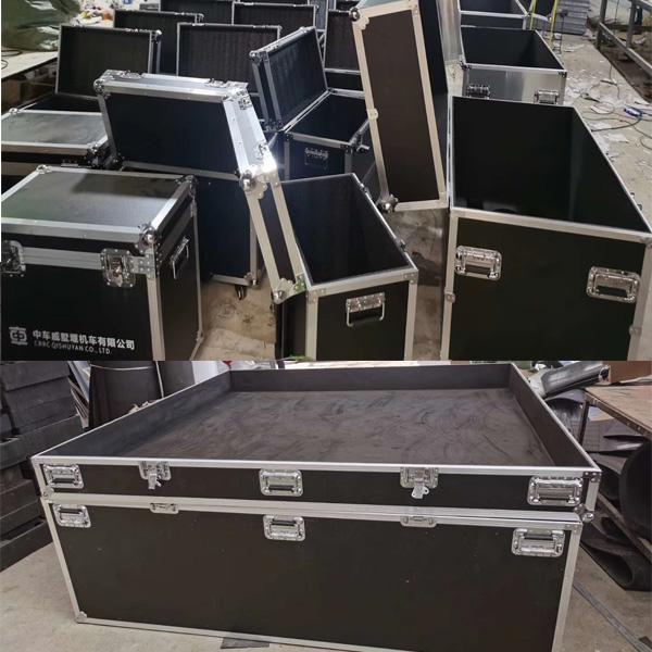 安阳市定制铝合金航空箱定做正天铝箱批发