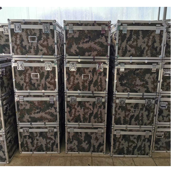 江西景德镇定制铝合金航空箱定做正天铝箱批发