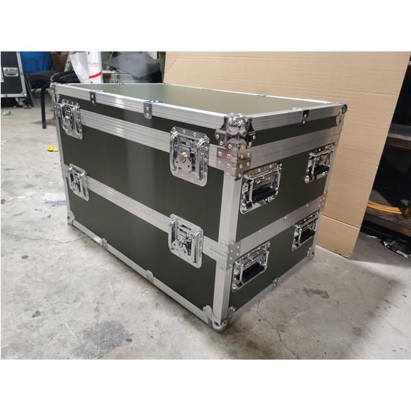 衢州市定制铝合金影视器材箱定做正天铝箱联系方式