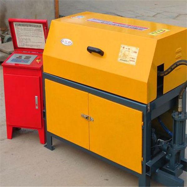 数控液压钢筋调直机 内蒙古自治区乌兰察布市 12型钢筋调直机