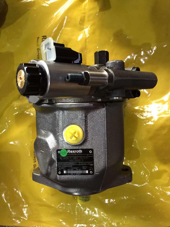 甘肃白银A10VSO100DRF1/32R-VPB32U00采煤机油泵