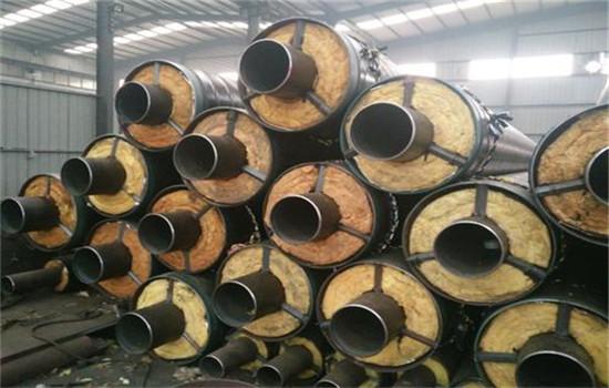 西安市-钢套钢预制蒸汽防腐保温管期报价