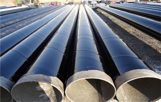 化工厂排污用碳钢螺旋钢管2021年新价格-莱芜市(友浩管道)