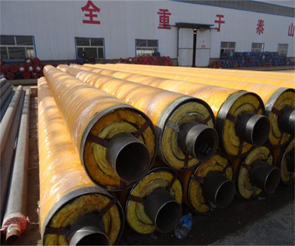 南昌东湖钢套钢直埋蒸汽管产品参数