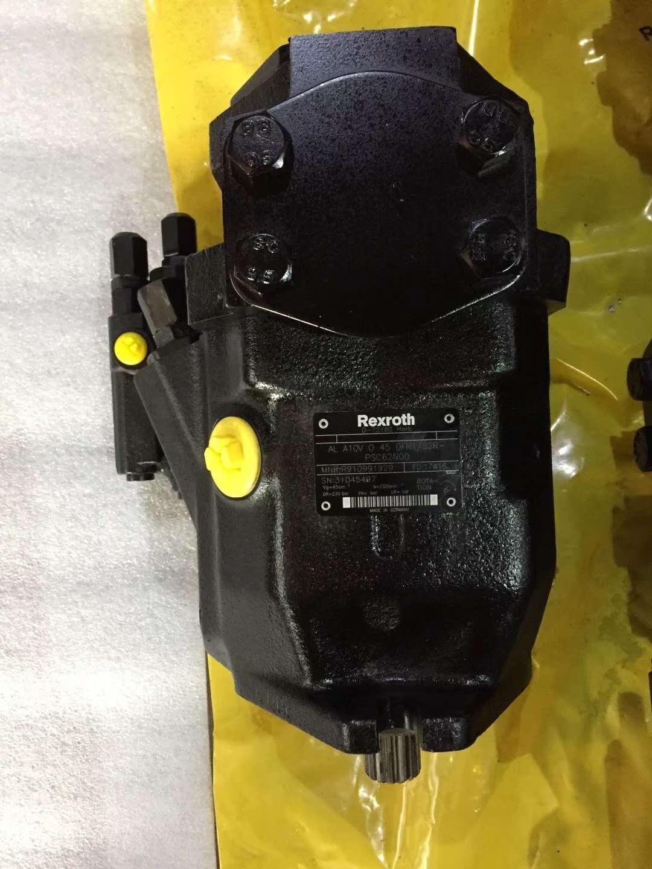 伊犁巩留A10VSO10DR/52L-VUC14NOO注塑机油泵