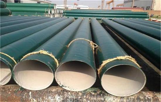 烟台市-埋地给水管道用防腐螺旋钢管订做价格