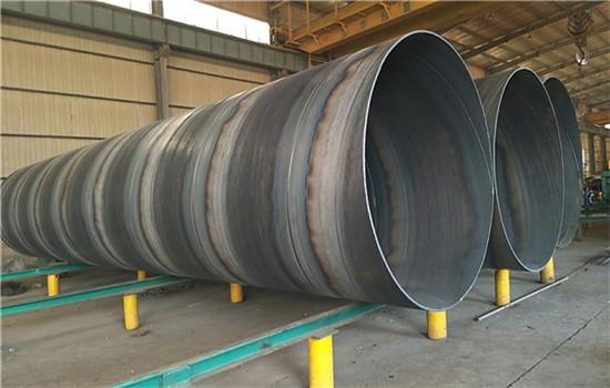 综述:污水排放用螺旋钢管安庆市生产厂家报价